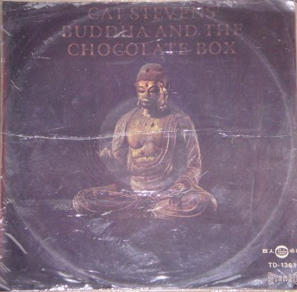 buddha and the chocolate box cat stevens